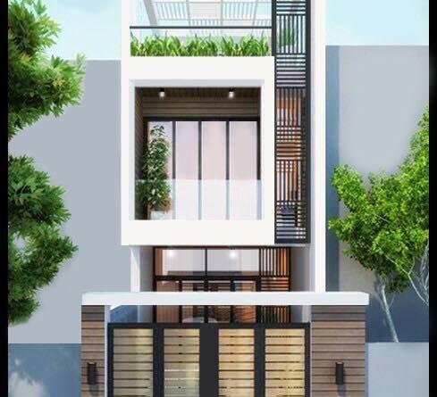 Nhà phố 3 tầng Anh Đức huyện Yên Thế Tỉnh Bắc Giang