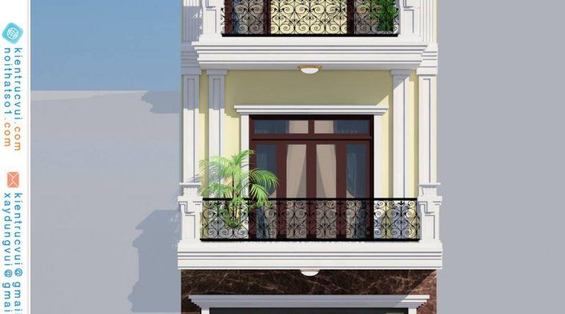 Nhà phố 3 tầng Anh Cường KDC Phía Nam (khu BigC) Bắc Giang