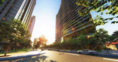 Sở Xây dựng tỉnh Bắc Giang cấp phép xây dựng dự án Tòa nhà chung cư hỗn hợp Apec Aqua Park