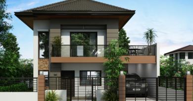 Mẫu thiết kế 2 tầng mái thái ở Yên Thế Bắc Giang