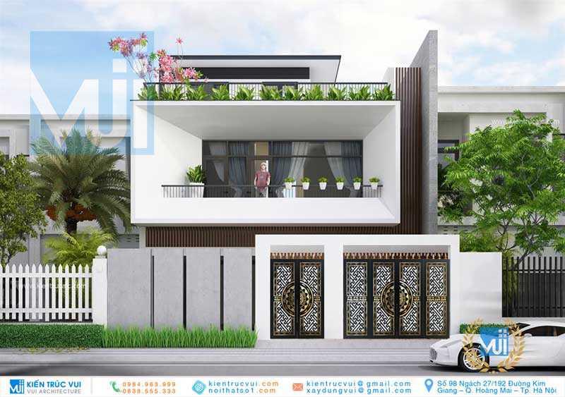 Nhà phố Ông Nam - KDC Số 2 - Tp. Bắc Giang