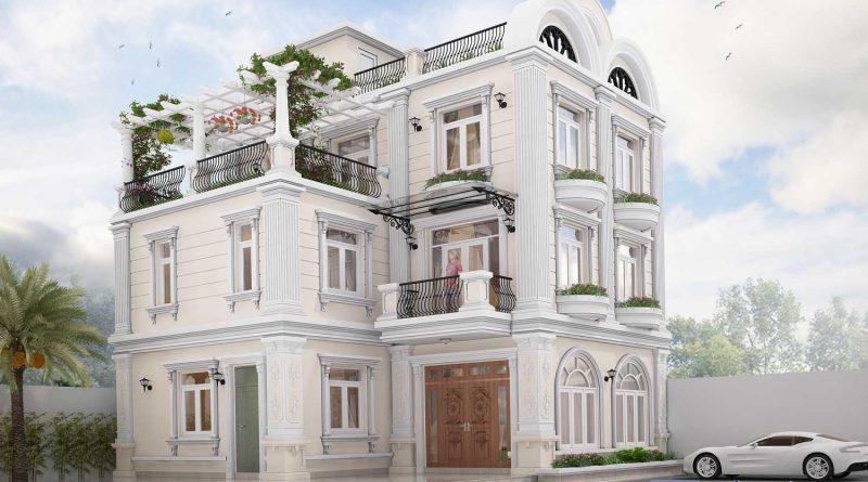 Biệt thự 3 tầng Anh Hướng Phường Dĩnh Kế tp Bắc Giang