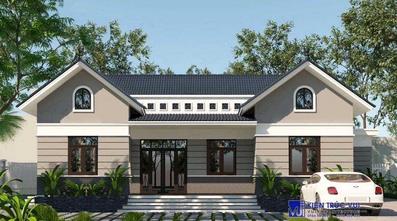 Nhà mái thái Anh Mạnh xã Bố Hạ Yên Thế Bắc Giang