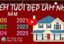 Tuổi đẹp làm nhà năm 2020 2021 2022 2023 2024 và 2025