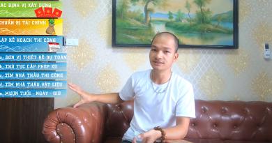 Nhà đẹp Bắc Giang tư vấn các bước cần chuẩn bị trước khi xây nhà