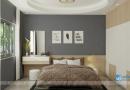 Thiết kế và thi công nội thất phòng ngủ tại Bắc Giang