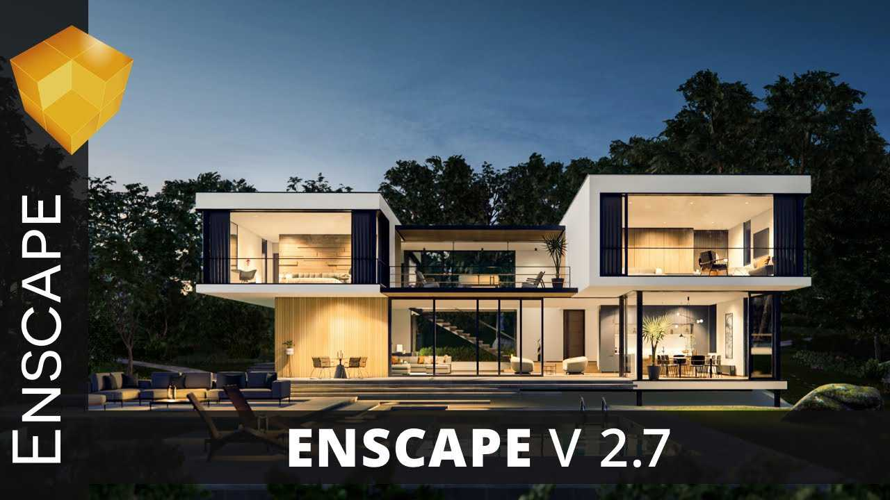 Enscape 3D 2.7.0.18848 Full Crack