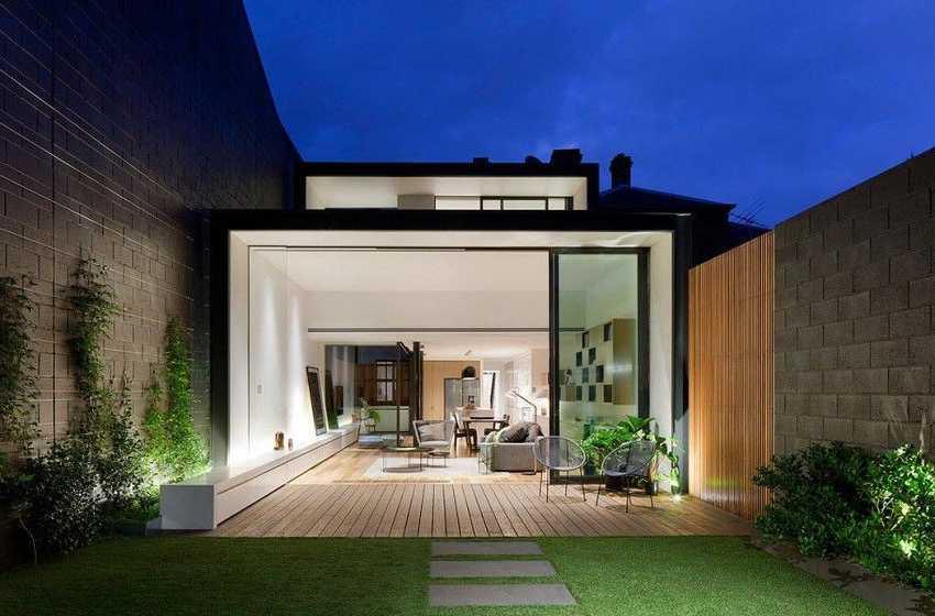 Mẫu thiết kế nhà cấp 4 mái thái 1 tầng - mẫu 3