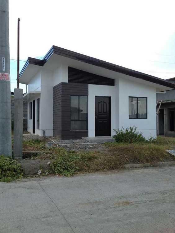 Mẫu thiết kế nhà cấp 4 mái thái 1 tầng - mẫu 20