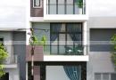Nhà phố lệnh tầng hiện đại Anh Giáp 38 Giáp Hải thành phố Bắc Giang