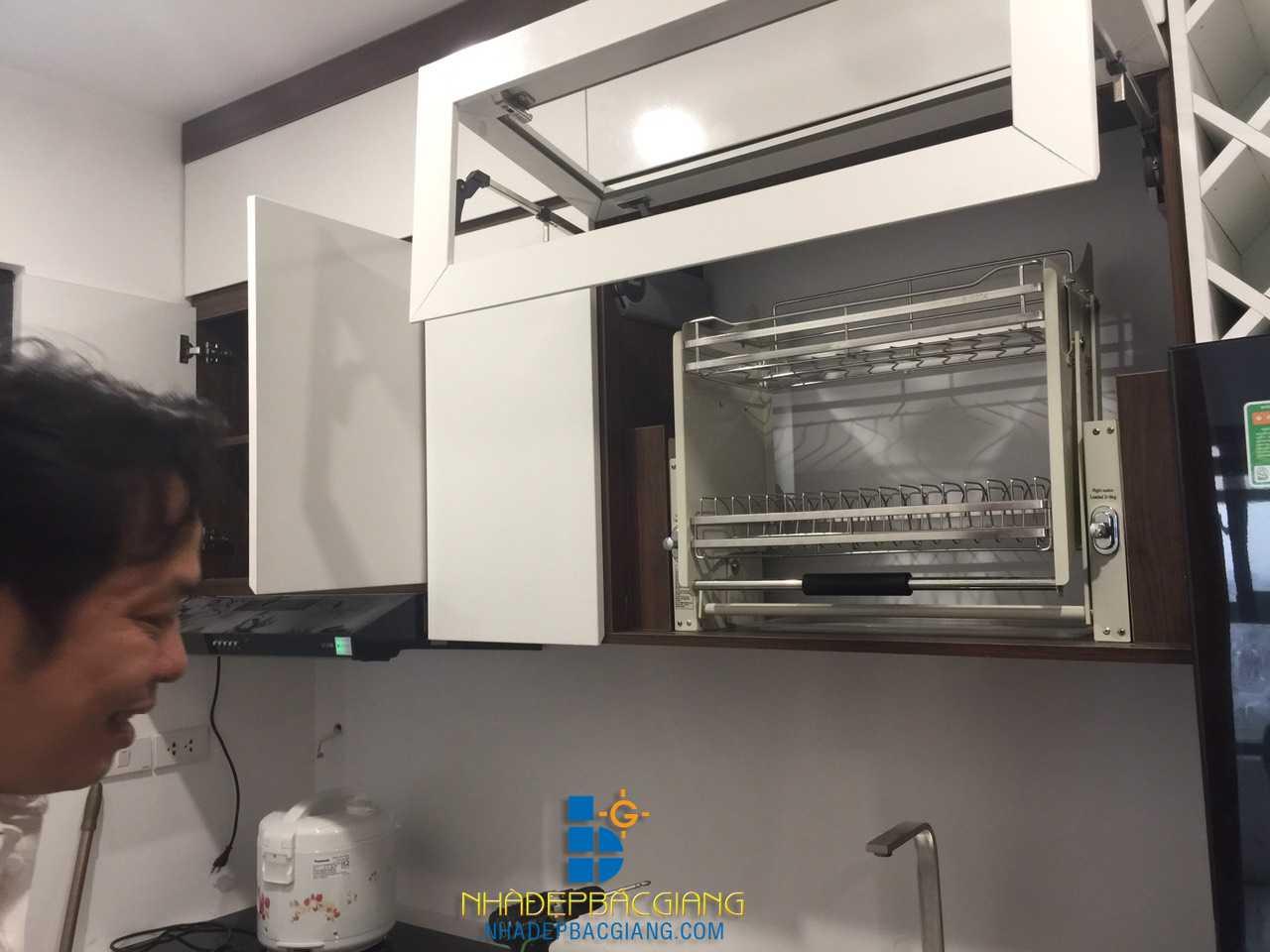Thiết kế phòng bếp