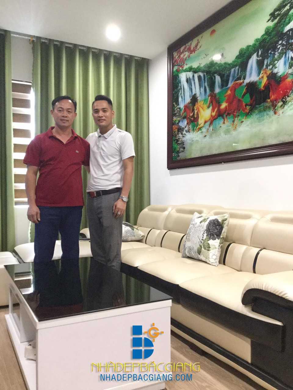 Nội thất nhà phố Anh Thái huyện Yên Dũng