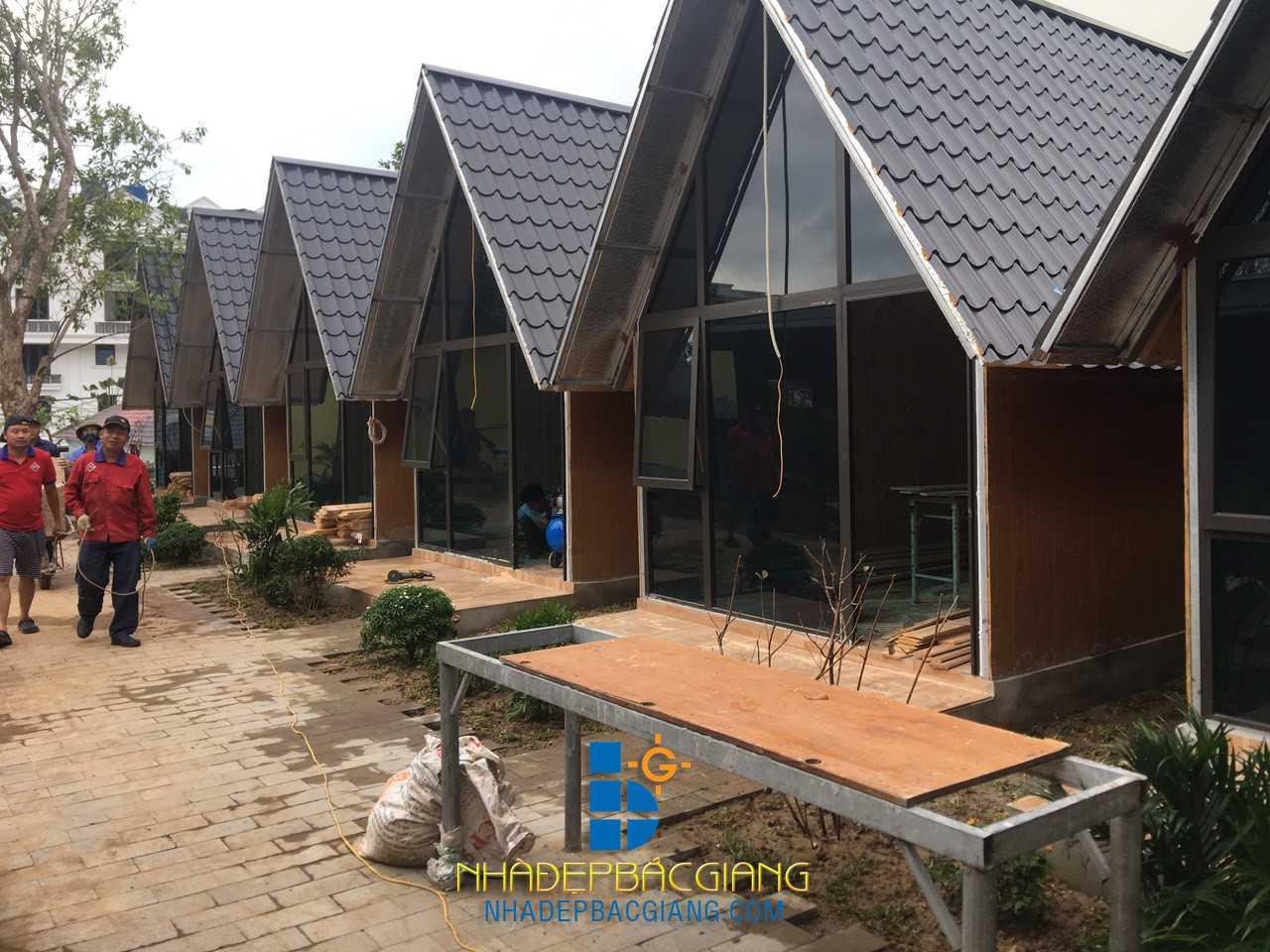Bugalow Tuần Châu Resort Quảng Ninh