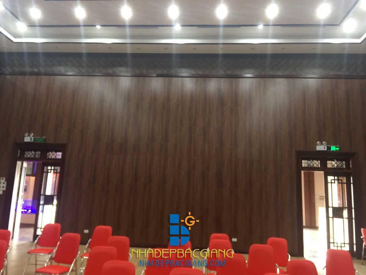Nhà trưng bày Thành Xương Giang thành phố Bắc Giang