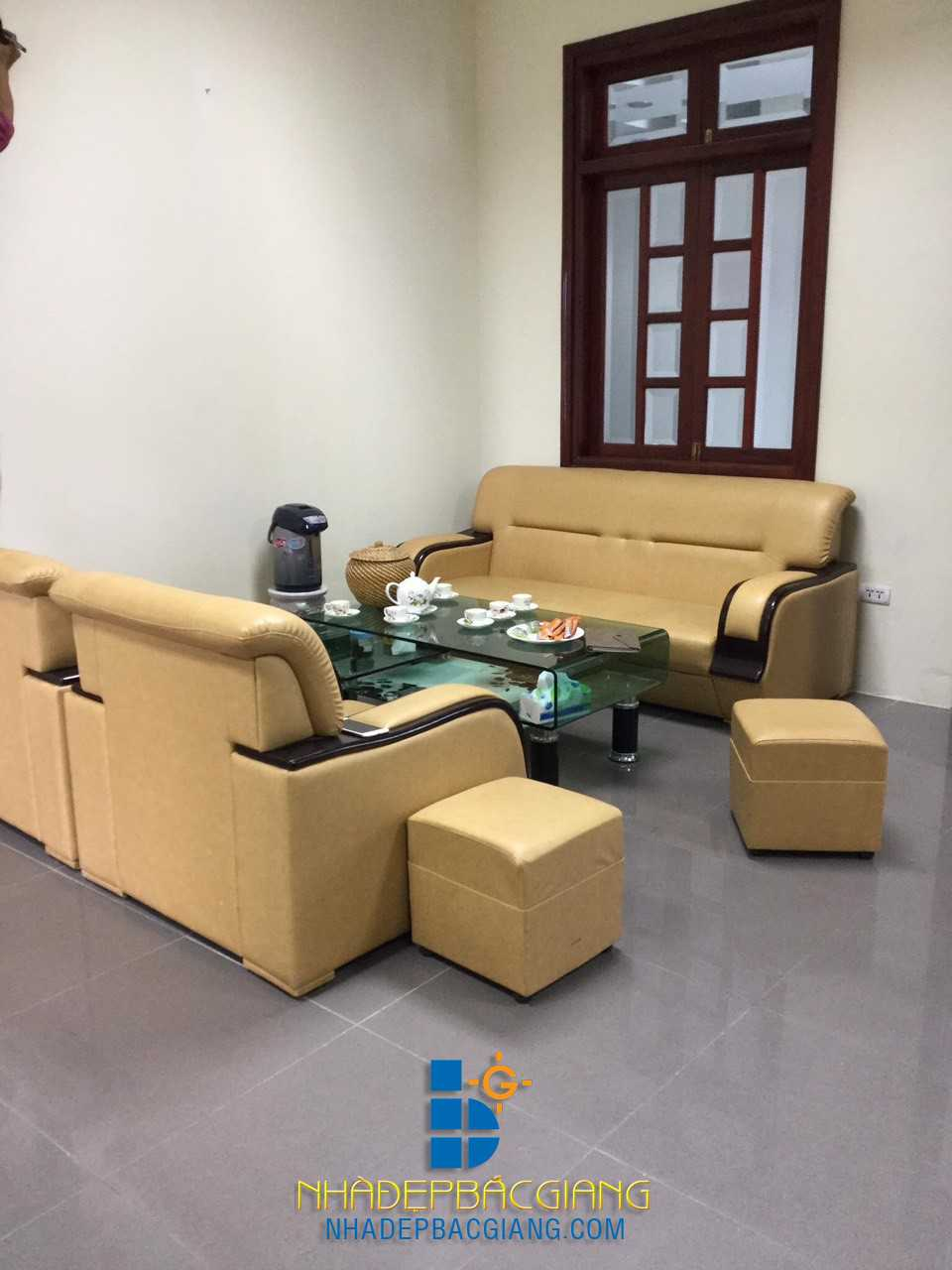 Văn phòng làm việc Công an tỉnh Bắc Giang