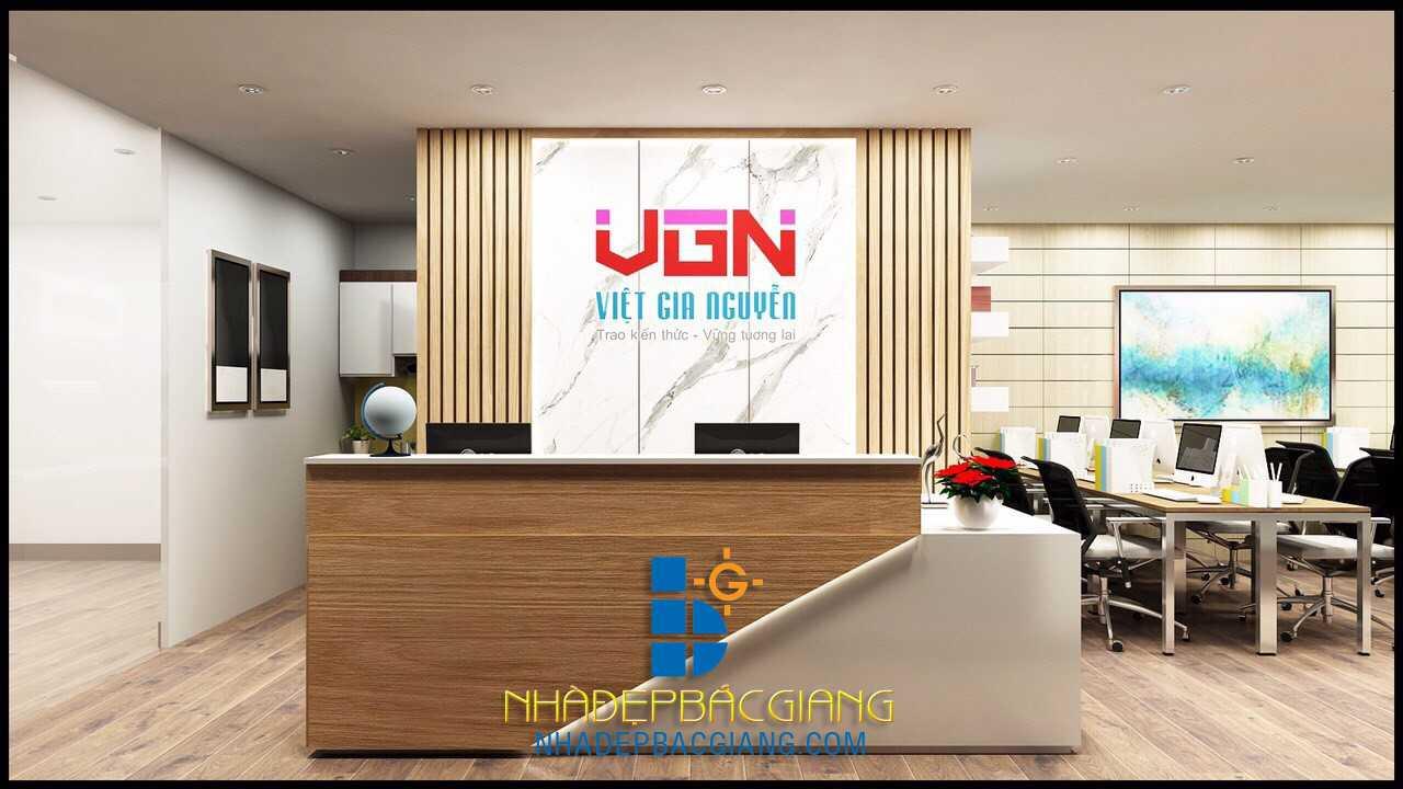 Văn phòng Việt Gia Nguyễn tòa Green City Bắc Giang