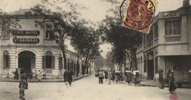 Hình ảnh Bắc Giang hơn 100 năm trước ra sao