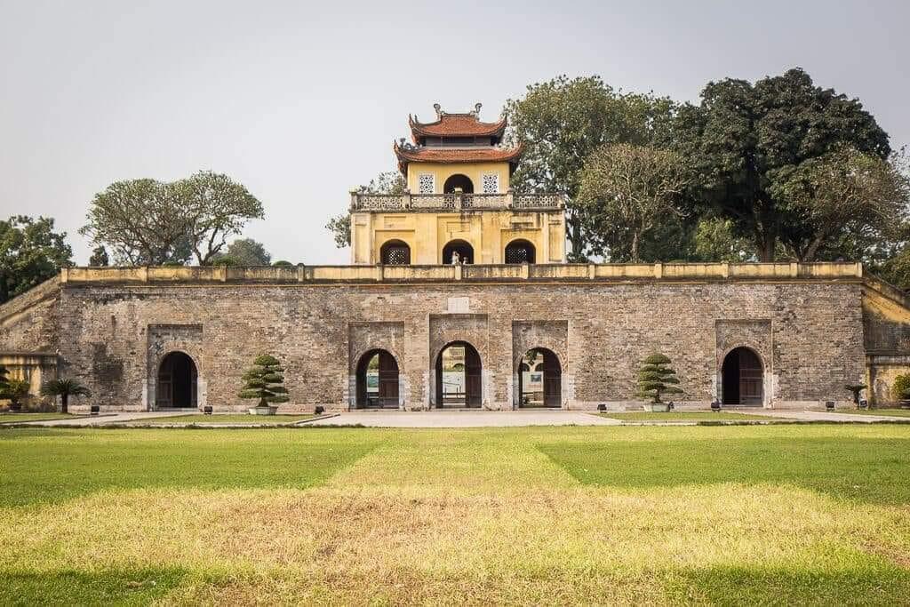 Câu chuyện Cao Biền và thành Thăng Long và nhà Lý